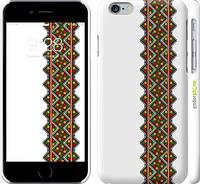 """Чехол на iPhone 6s Вышиванка 17 """"585c-90"""""""