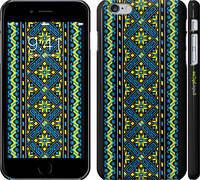 """Чехол на iPhone 6s Plus Вышиванка 39 """"1173c-91"""""""