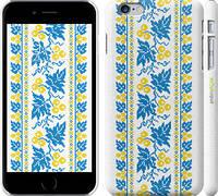 """Чехол на iPhone 6s Plus Вышиванка 47 """"1248c-91"""""""
