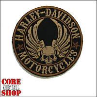 Нашивка Harley Davidson Motorcycles