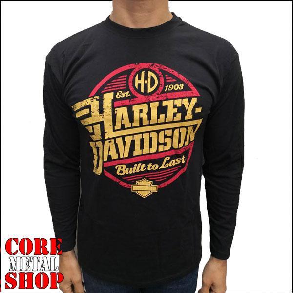 Лонгслив Harley Davidson - Built To Last