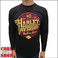 Лонгслив Harley Davidson - Built To Last, фото 1