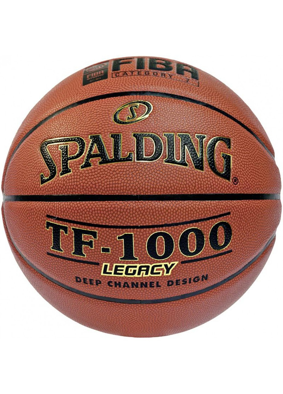 Мяч баскетбольный Spalding TF-1000 Legacy FIBA Size 7