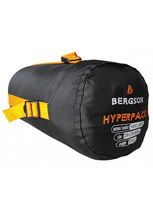 Спальный мешок Bergson Hyperpack Right, фото 2