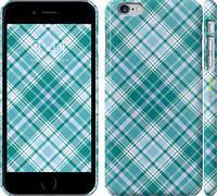 """Чехол на iPhone 6s Plus Клетка v4 """"1125c-91"""""""