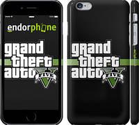 "Чехол на iPhone 6s Plus GTA ""152c-91"""