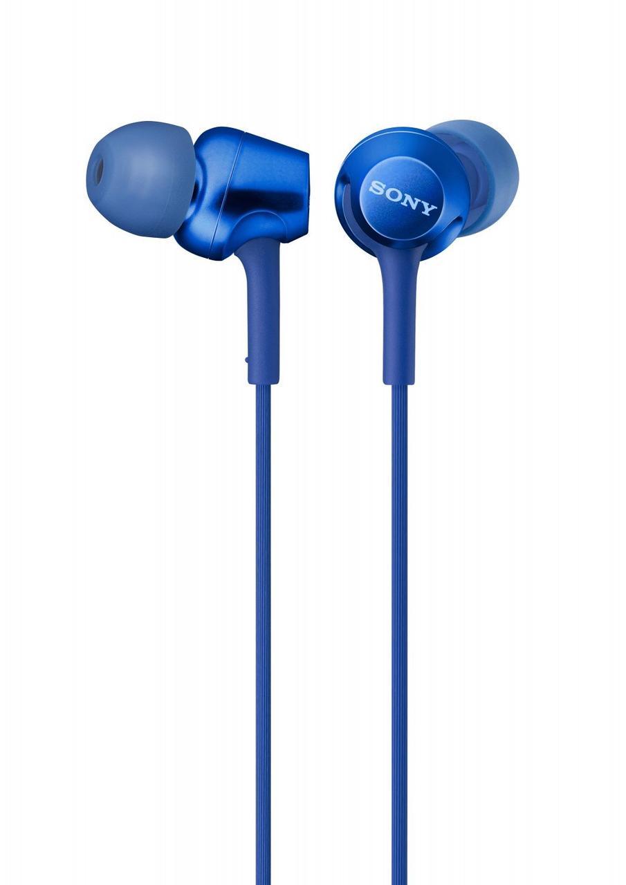 Наушники Sony MDR-EX255AP Синие