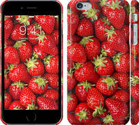 """Чехол на iPhone 6s Plus Земляника """"2717c-91"""""""