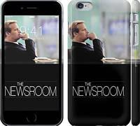 """Чехол на iPhone 6s Plus Служба новостей """"2670c-91"""""""