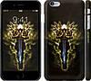 """Чехол на iPhone 6s Plus Diablo 3. Tyrael """"620c-91"""""""