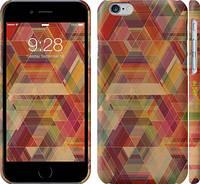 "Чехол на iPhone 6s Геометрический узор ""904c-90"""