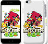 "Чехол на iPhone 6s Angry birds ""537c-90"""