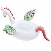 Надувной матрас Единорог Candy Horse 200 см SKL32-189946