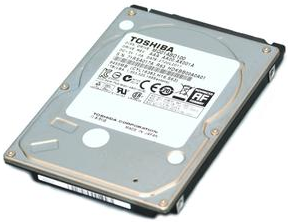 Жесткий диск Toshiba 500Gb БУ