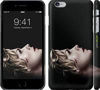"Чехол на iPhone 6s Plus Настоящая кровь v2 ""2658c-91"""