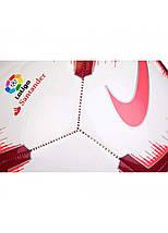 Мяч футбольный Nike La Liga Pitch SC3318-100 Size 5, фото 3
