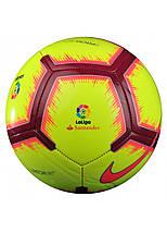 Мяч футбольный Nike La Liga Pitch SC3318-702 Size 5, фото 3