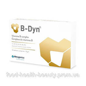 Вітаміни B-Dyn (Б-Дін) 30 таблеток