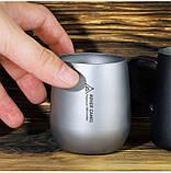 Титановий стакан ROVER CAMEL 120мл, фото 6