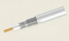 "TV кабель 75 Ом ""FinMark"" RG-6 White SM (100 м)"