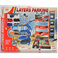 Игровой набор гараж ББ 92148