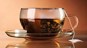 Чай черный пакетированный