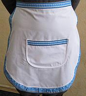 Фартук из декоративной ткани