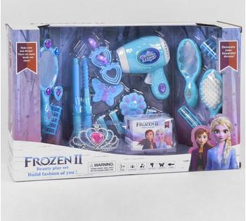 Набор парикмахера Frozen Фрозен световые и звуковые эффекты, в коробке 0808-28