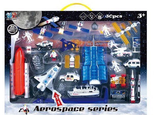 """Космическая техника """"Aerospace series"""" в коробке XY 351"""