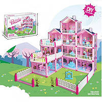 Кукольный домик ББ BY-3002