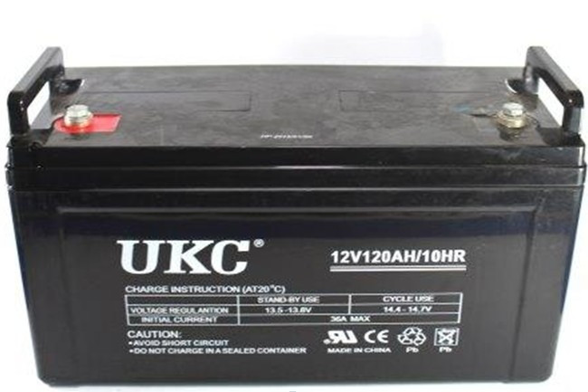 Аккумулятор BATTERY GEL 12V 120A