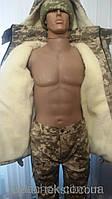 Комлект Бушлат військовий зимовий + штани утеплені