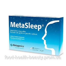 MetaSleep® (МетаСлип) 30 таблеток