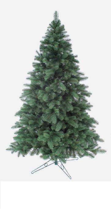 Искусственная натуральная Ёлка Альпийская 250см ( ель ) 2.5м литая Зеленая