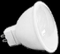 Лампа светодиодная 5.5W MR16 (3000К, 4000K) 500Lm 120° 220V, Numina, фото 1