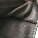 Теплый костюм тройка на мальчика с жилетом 563. Размер 86 см, 92 см, 98 см, 104 см, 110 см, фото 3