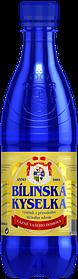 Пляшка лікувальної мінеральної води Билинска Киселки (BILINSKA KYSELKA) BHMW 0.5 л