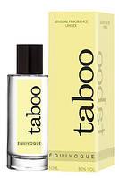 Духи с феромонами унисекс TABOO EQUIVOQUE FOR HIM AND HER