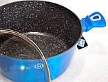 Кастрюля Meisterklasse MK-1045-20 blue 20 см 2,1 л, фото 8