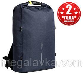 """Рюкзак міський протикрадій XD Design Bobby Urban Lite 15.6"""" Navy P705.505"""