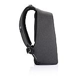 """Рюкзак міський із сонячною панеллю протикрадій XD Design Bobby Tech 15,6"""" чорний P705.251, фото 3"""