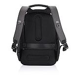 """Рюкзак міський із сонячною панеллю протикрадій XD Design Bobby Tech 15,6"""" чорний P705.251, фото 4"""