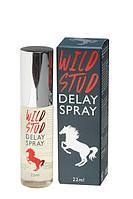 Спрей-пролонгатор WILD STUD DELAY SPRAY, 22 мл