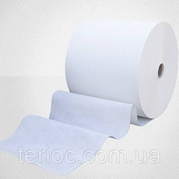 Лента геотекстиль - армирующая ткань  (рулон 0,2 м х 100 м). Плотность 45 г/м2