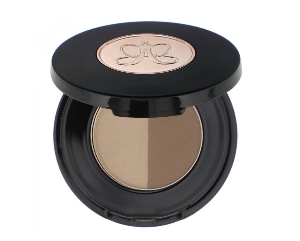 Двойные тени для бровей Anastasia Beverly Hills Brow Powder Duo - Dark  brown