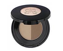 Подвійні тіні для брів Anastasia Beverly Hills Brow Powder Duo - Dark brown