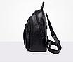 Рюкзак женский кожаный Backpack Hefan Daishu, фото 5