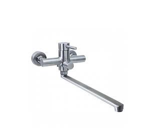 Змішувач для ванни KRAFT KRF4008-2 з нержавійки