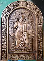 Икона Спас на престоле, фото 1