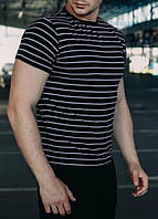 Мужская футболка из хлопка S M L XL